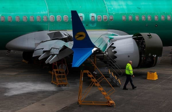 Boeing Built Deadly Assumptions Into 737 Max