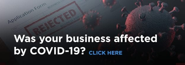 Was you business affected by Covid-19?